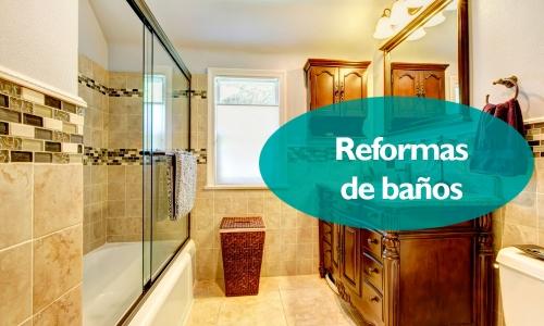Reformas integrales Torrejon